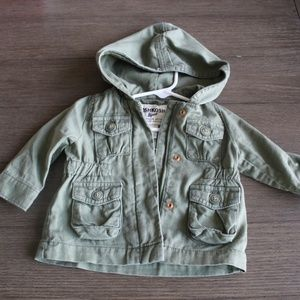 OSHKOSH Jacket Infant Girls 6 months